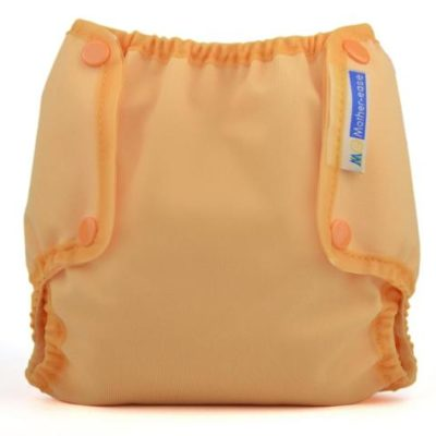 Mother-ease Airflow Cover-Sunset Orange