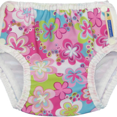Mother-ease Swim Diaper- Splashing Daisies