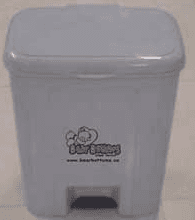 Cloth Diaper Pail Rental