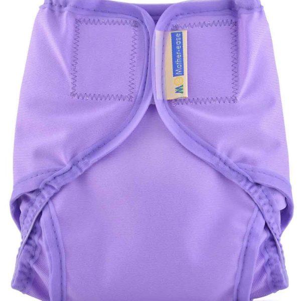 Mother-ease-Rikki-Velcro-Diaper-Cover-Purple-Rain