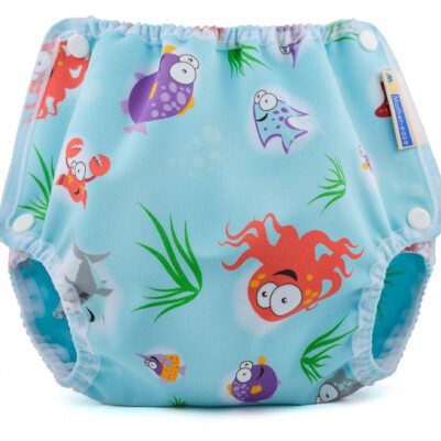 Diaper Cover- Mother-ease Airflow Snap Closure