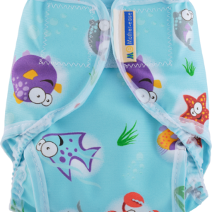 Diaper Cover- Mother-ease Rikki Velcro Closure