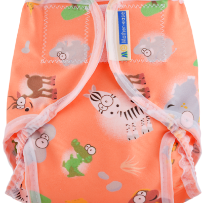 Mother-ease Rikki Velcro Closure- Safari