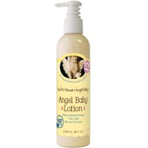 Earth Mama Angel Baby Lotion