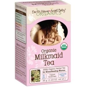 Earth Mama Angel Baby Milkmaid Tea