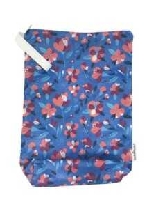 Applecheeks-size 1-storage sac-solar-flower